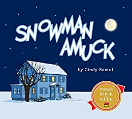 Snowman Amuck cover