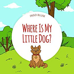 Where is My Little Dog cover