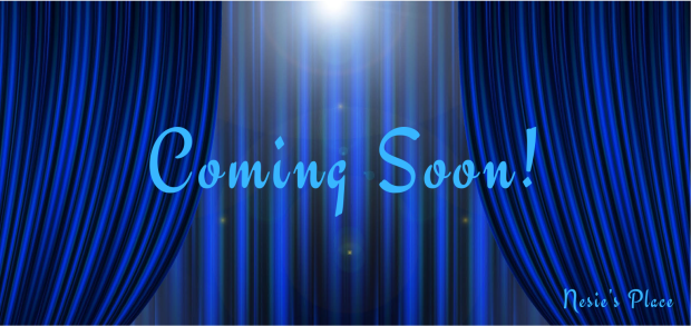 Coming Soon curtain