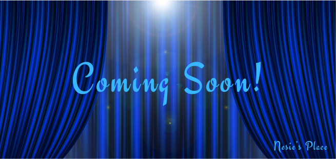 Coming Soon curtain