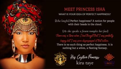 Princess Isha