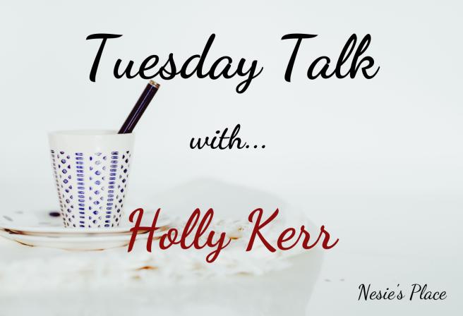 Tuesday Talk w/H. Kerr