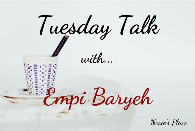 Tuesday Talk E. Baryeh