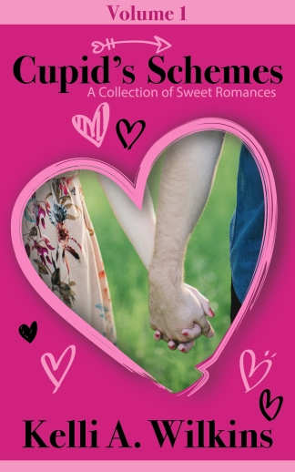 Cupid's Scheme 1 cover
