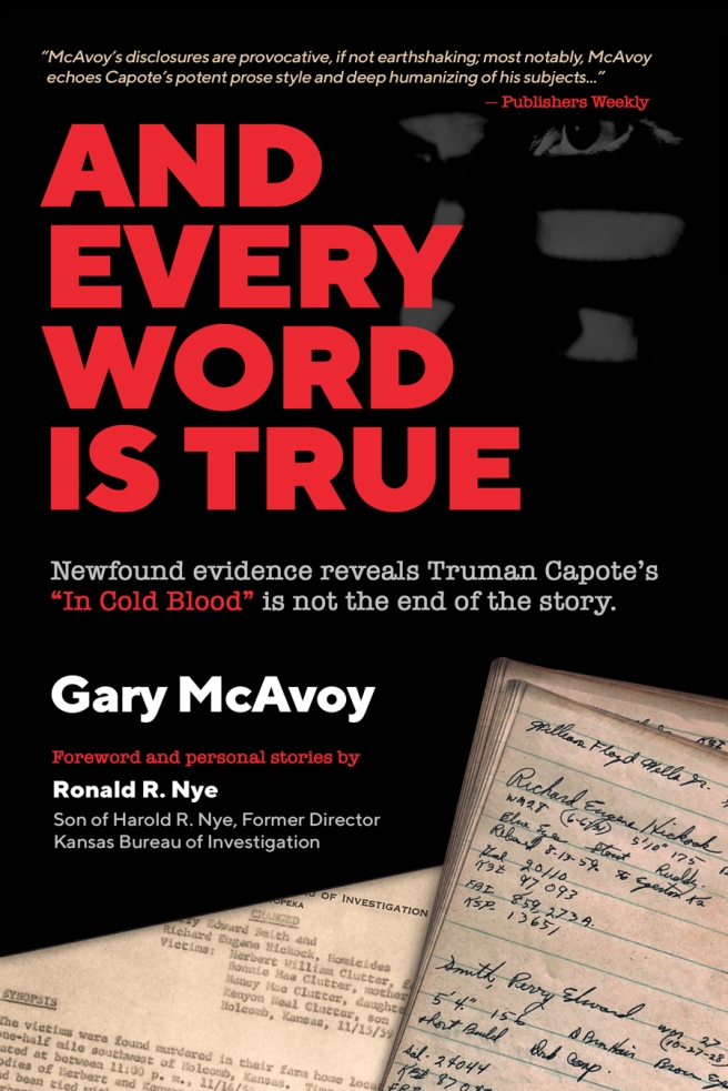 And Every Word is True cover