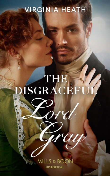 Disgraceful Lord Gray cover