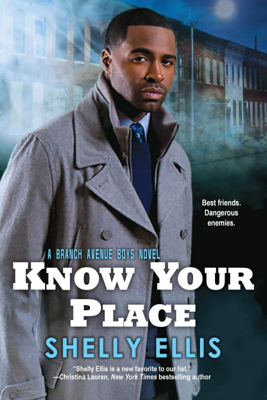 Know Your Place cover