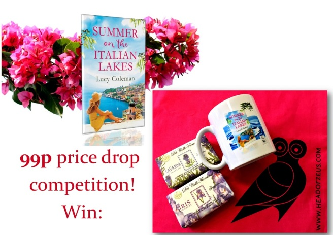 Summer on the Italian Lakes giveaway