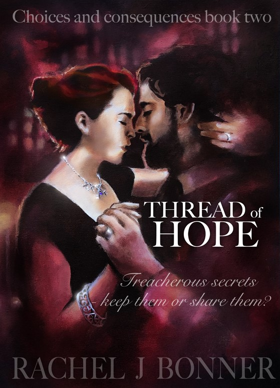 Thread of Hope cover