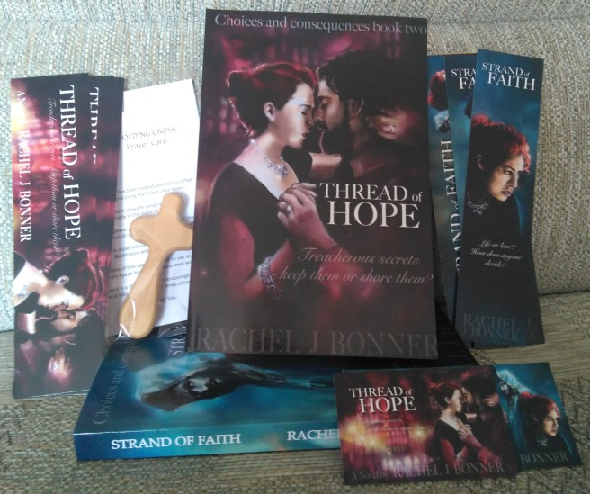 Thread of Hope prizes