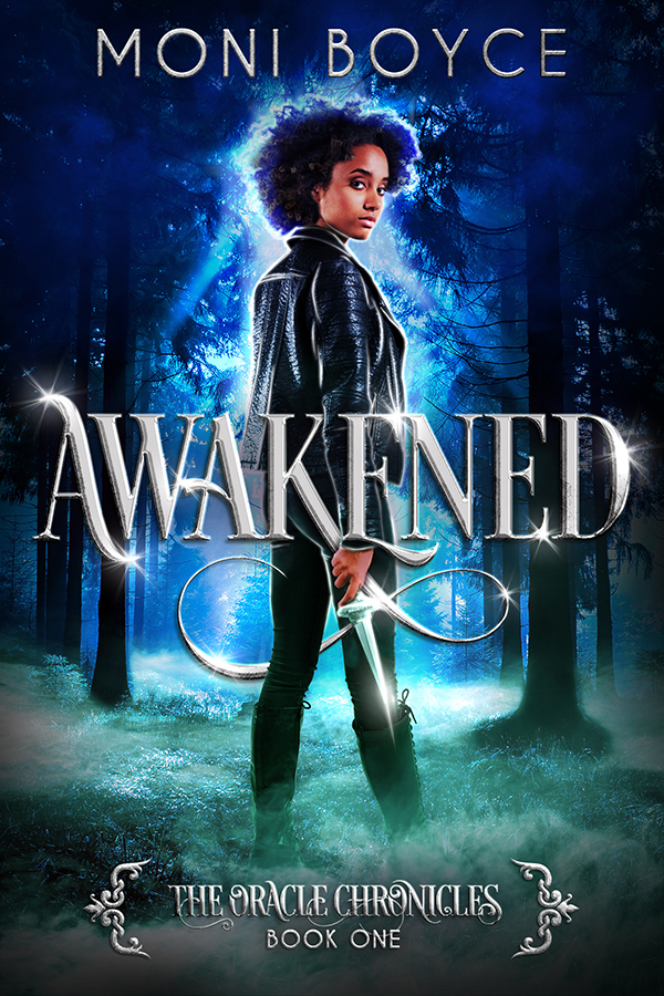 Awakened Bk 1 cover