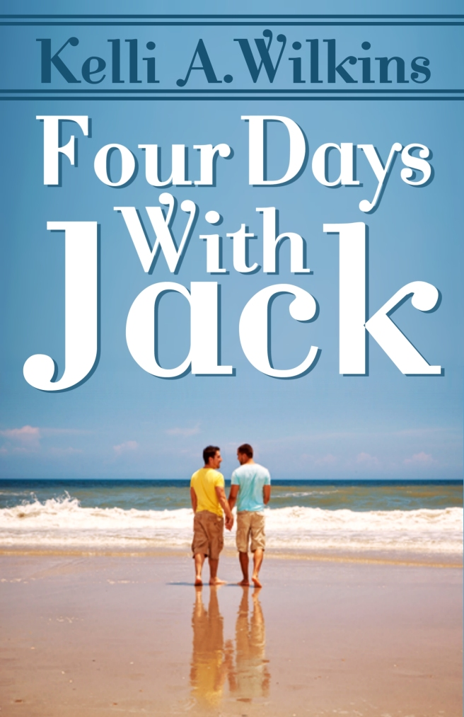 Four Days with Jack cover