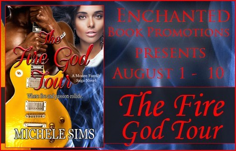 fire god tour banner