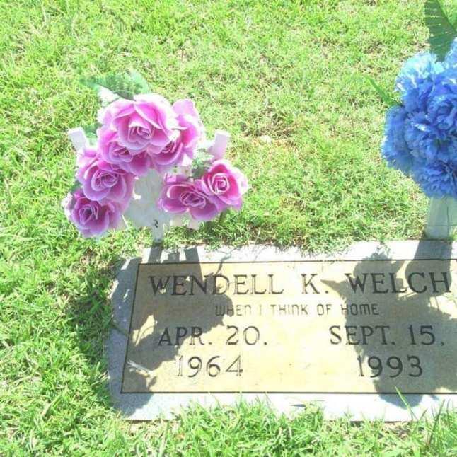 Keith's Headstone