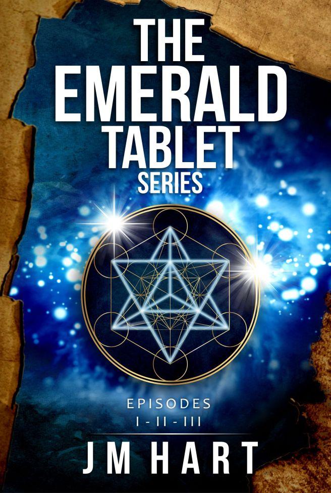 Emerald Tablet Omnibus cover
