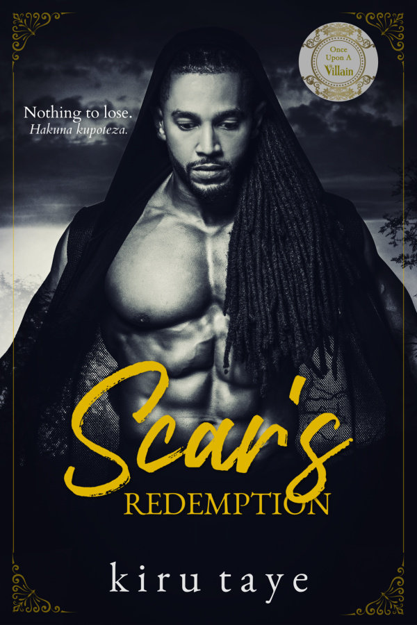 Scar's Redemption cover