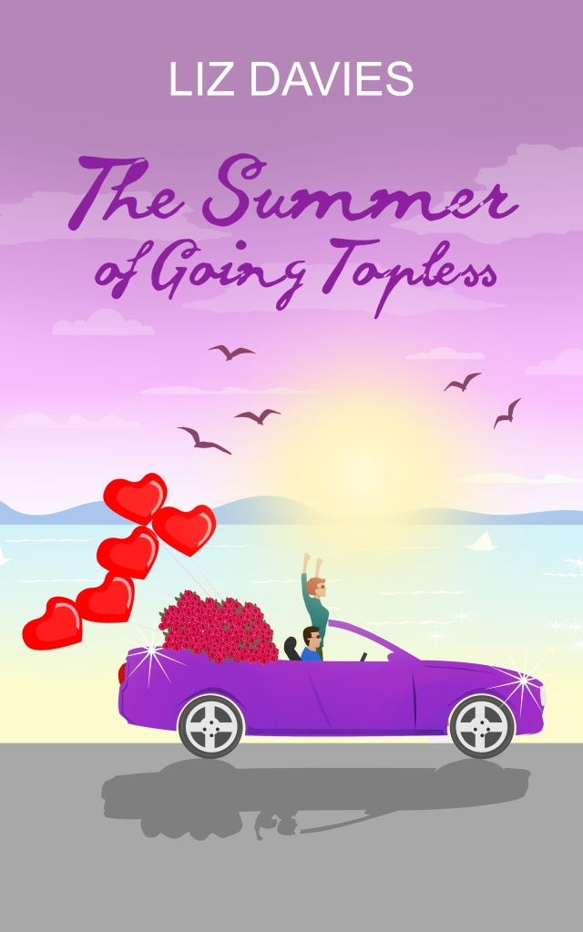 The Summer of Going Topless cover