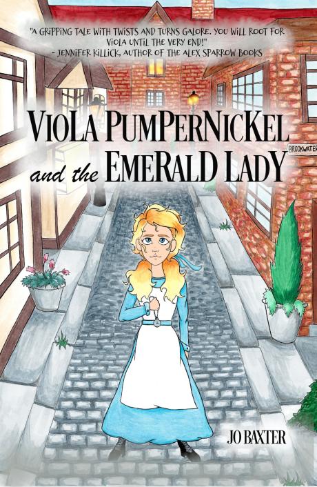 Viola Pumpernickel cover