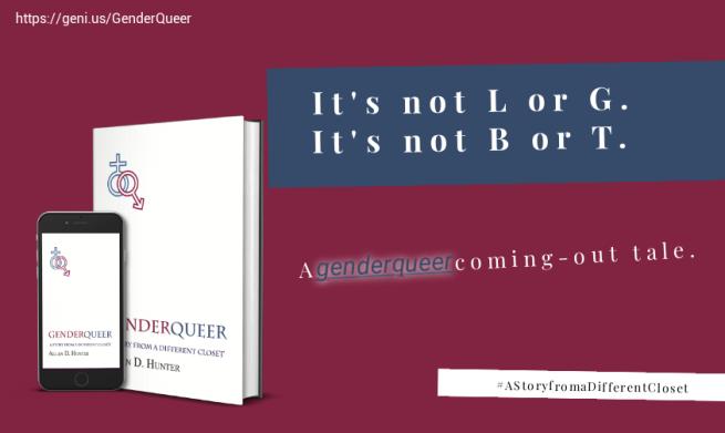 genderqueer book banner