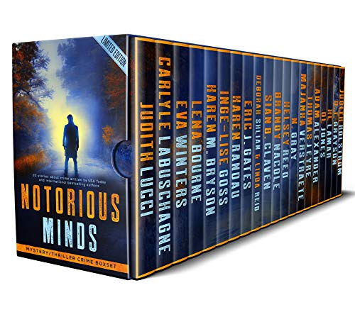 Notorious Minds cover