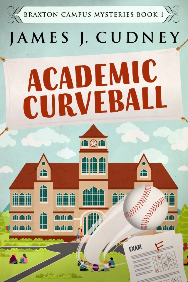 Academic curveball cover