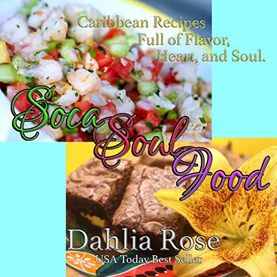 Soca Soul Food cover