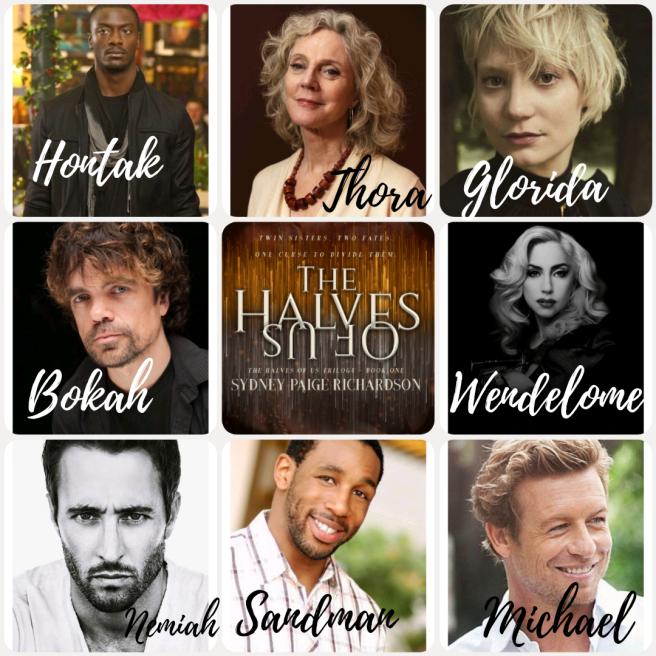Halves Dream Cast