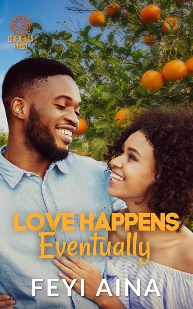 Love Happens Eventually cover