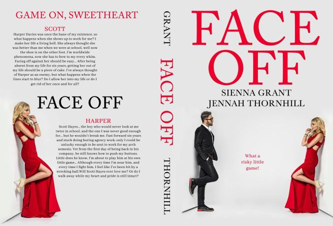 Face Off full cover