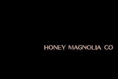 The Honey Magnolia Company Logo