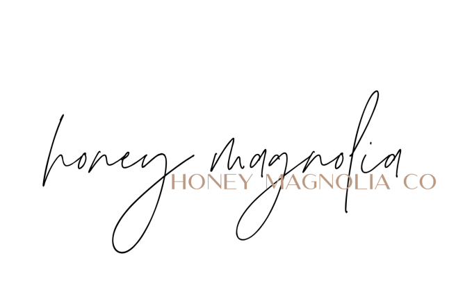 The Honey Magnolia Company Logo