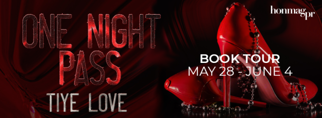 One Night Pass banner copy