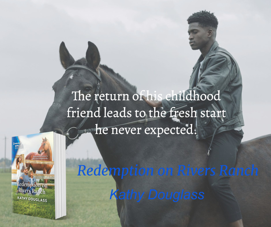 redemption image with man on horse