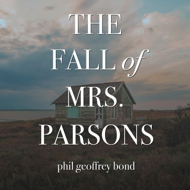 THE FALL OF MRS PARSONS AUDIO BOOK