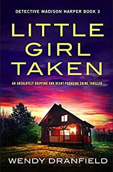 Little Girl Taken cover