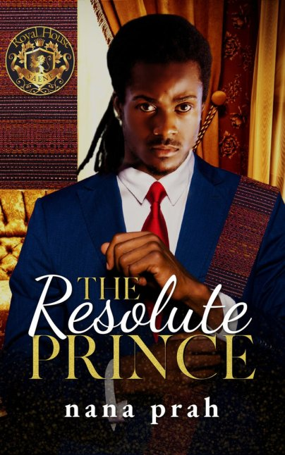 Resolute Prince cover