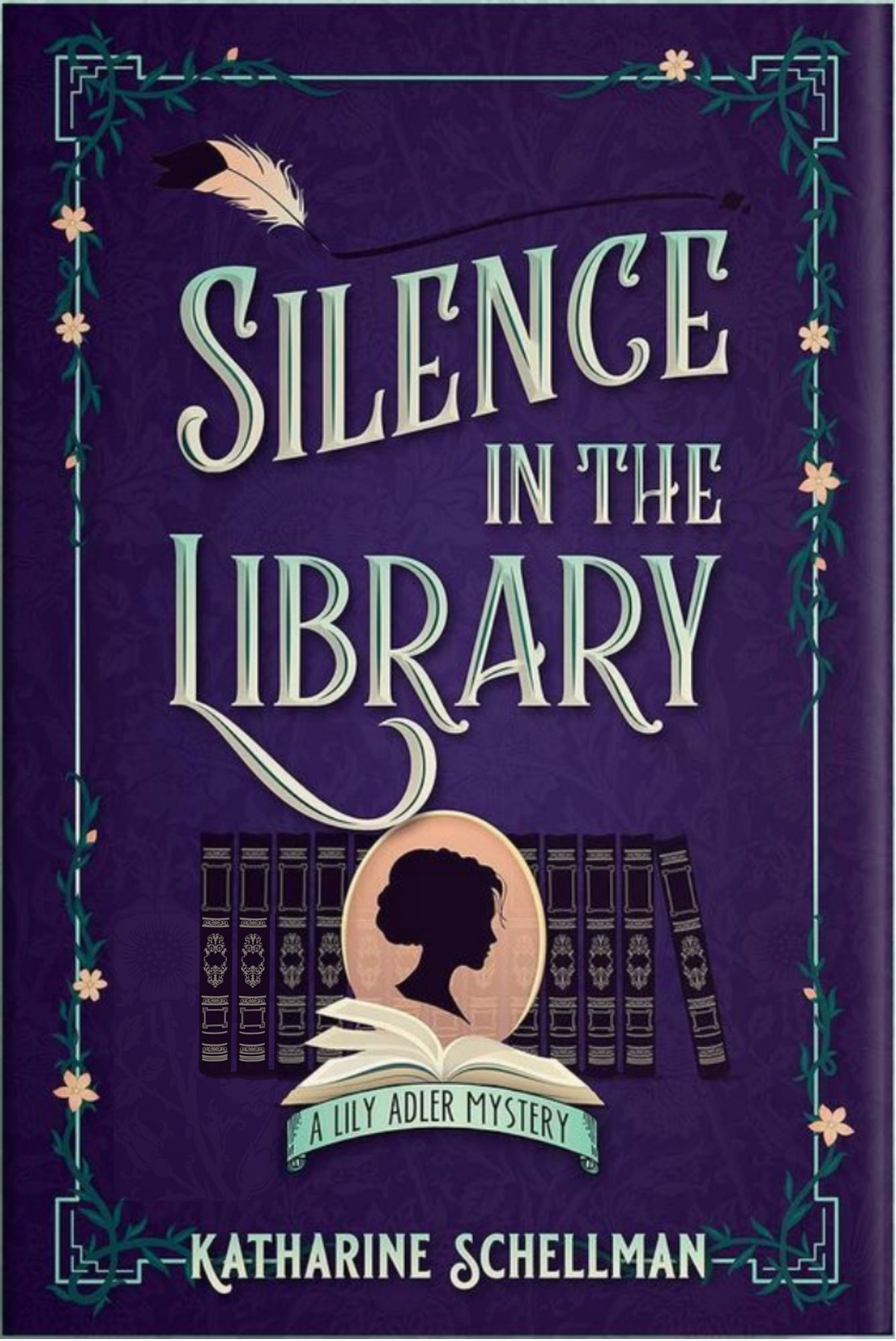 silence-in-the-library-by-katharine-schellman--cover