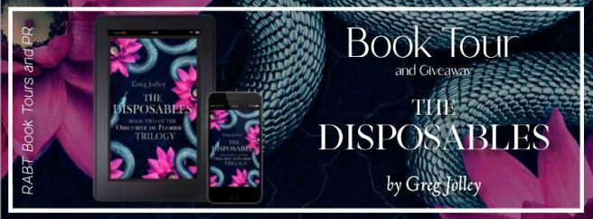The Disposables Tour Banner