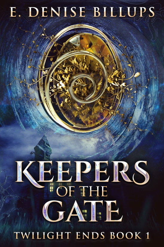 Keepers of the Gate cover