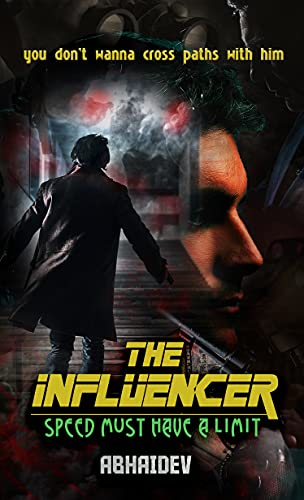 The Influencer cover