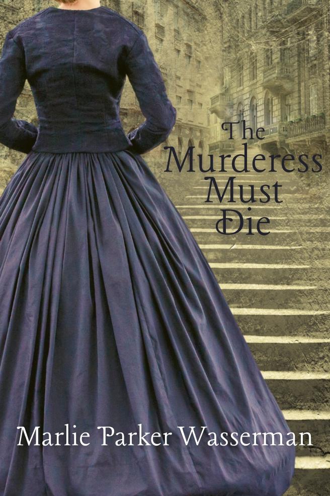 Murderess Must Die cover